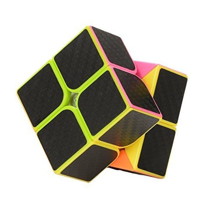 Rubix Type Play Cube.
