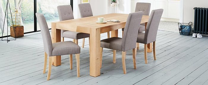 Lindos Dining Table and Chairs