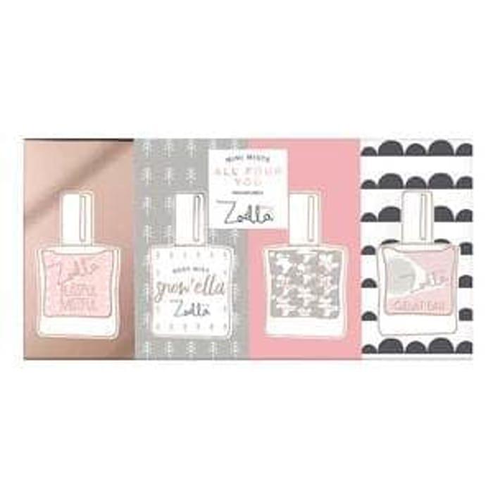 Zoella Snowella All Four You Mini Perfume Gift Set