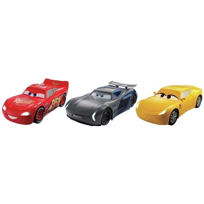 Disney Cars 3 Lights & Sounds Vehicle Assortment