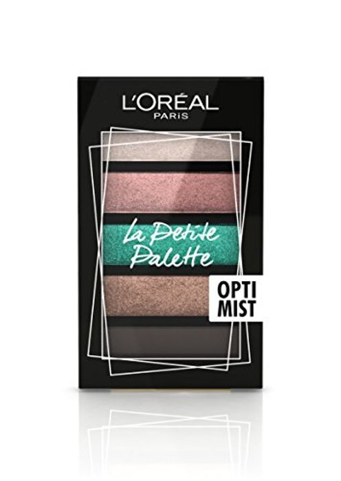L'Oreal Paris Mini Eyeshadow Palette 03 Optimis