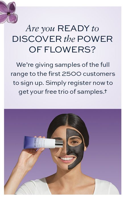 Simply Register with Elemis Peptide 24/7 for a Chance to Receive Freebies
