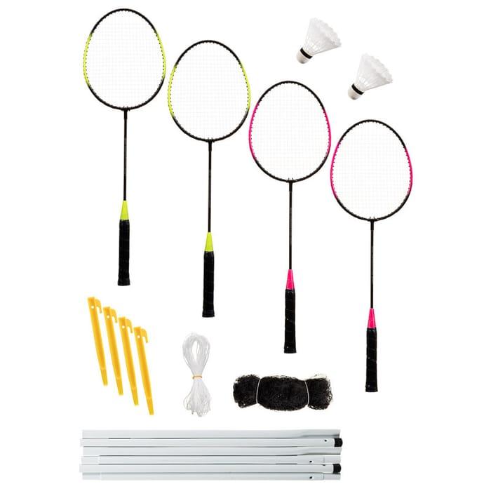 Max Sports Family Badminton Set