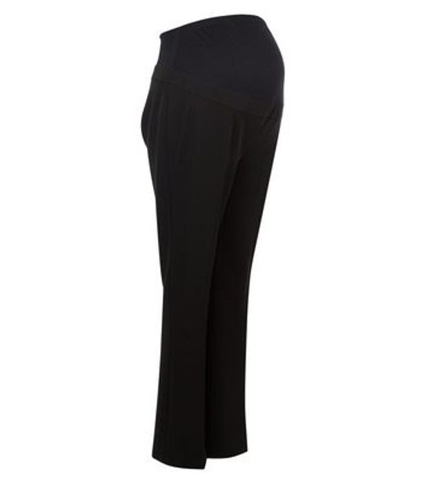 Over Bump Maternity Trousers