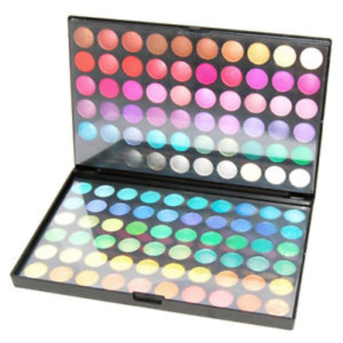 120 Colours Eye Shadow Palette Makeup Kit Set Professional Box
