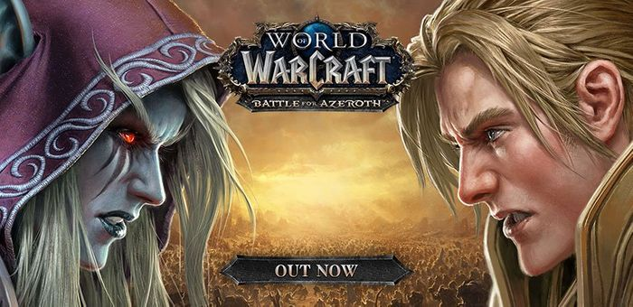 [New Release] World of Warcraft: Battle for Azeroth (PC) WoW