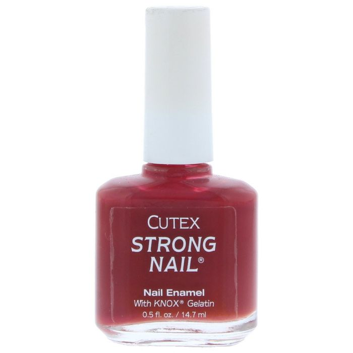 Cutex Nail Enamel Cider 14.7ml Strong Nail
