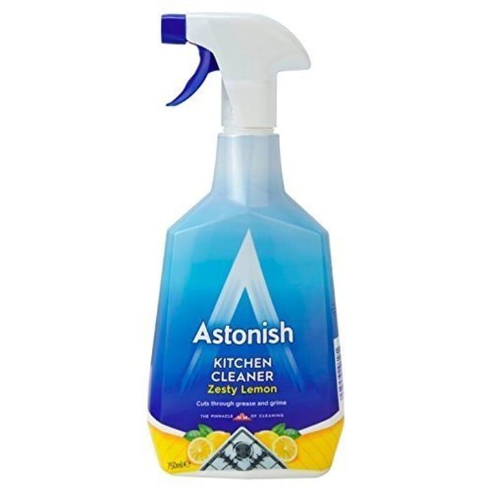 "Astonish Kitchen Cleaner """"ADD ON"""""