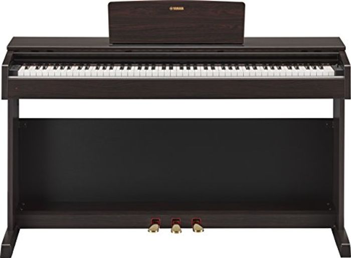 Yamaha Digital Piano in Dark Rosewood Finish