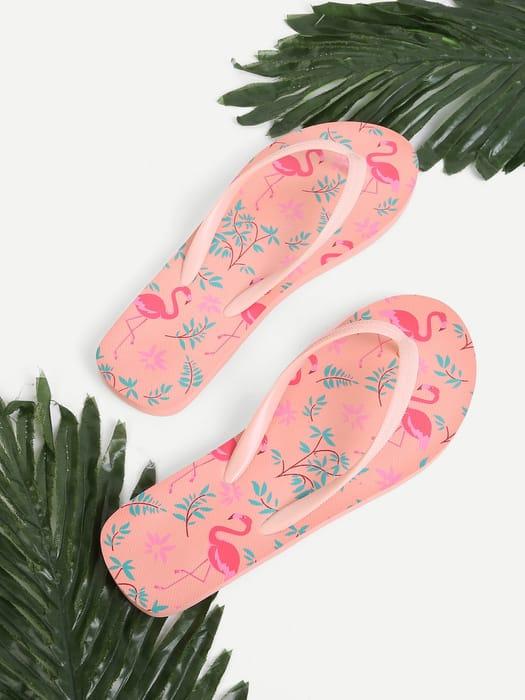 Flamingo Flip Fliops