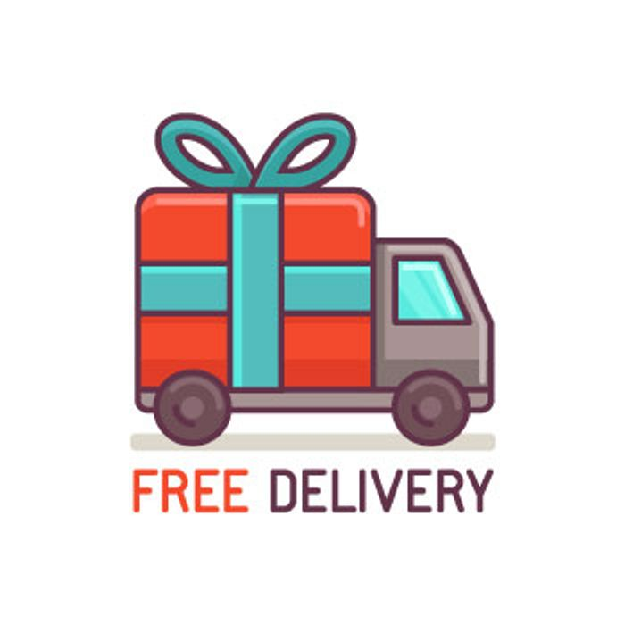 FREE Delivery When You Spend over £45