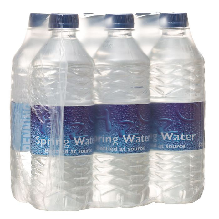 Fonthill Waters Spring Water 6 X 500ml