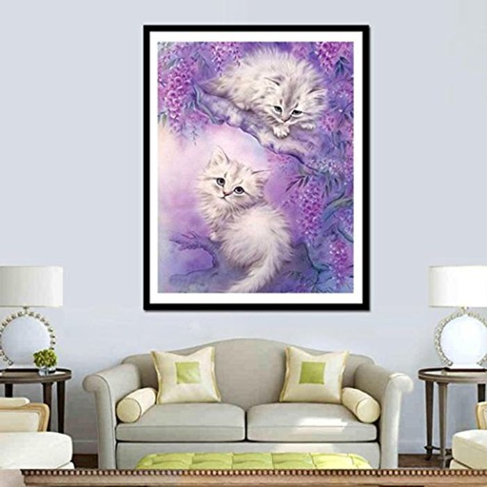 CHIGANT 5D DIY Diamond Painting,Crystal Embroidery Cross Stitch without Frame