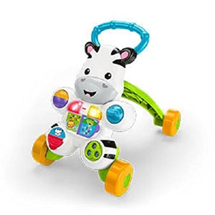 Fisher-Price DLF00 Learn with Me Zebra Walker