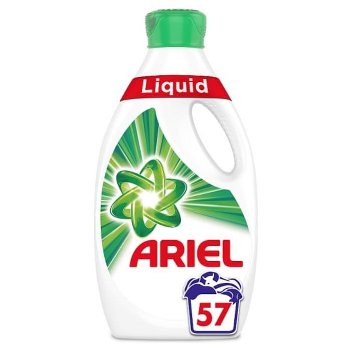 Ariel Original Washing Liquid 1950Ml 57 Washes