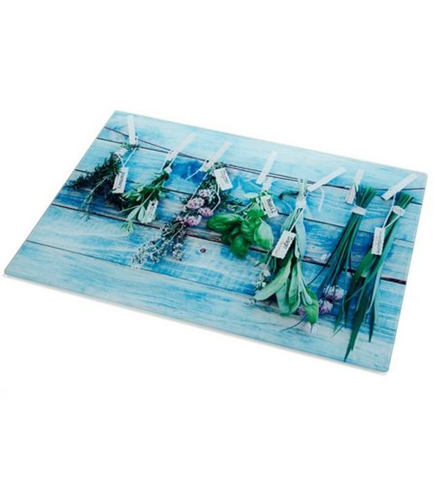 Glass Chopping Board! Free Delivery with Code 034