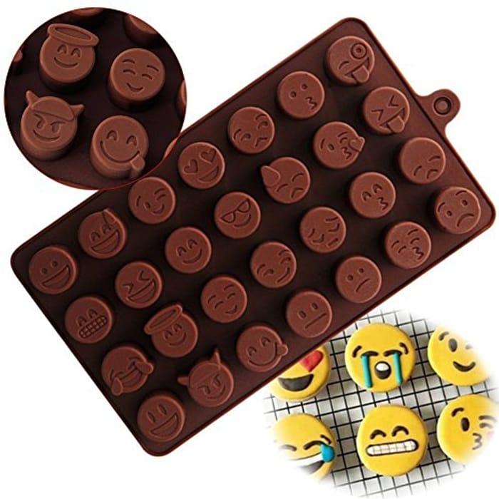 Chocolate Mould Emoji
