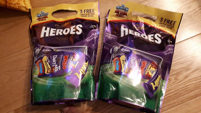 Choose 2 400g Bags for £5