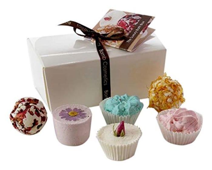 Bomb Cosmetics Luxury Ballotin Bath Melt Gift Set