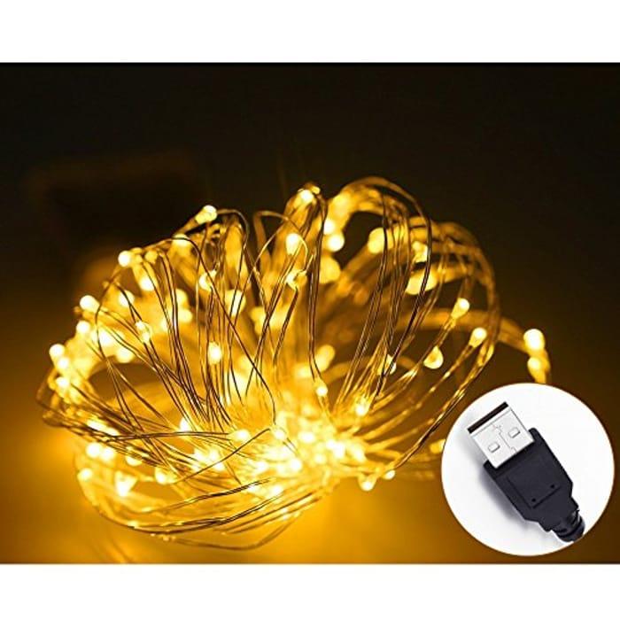 LED String Lights 33ft