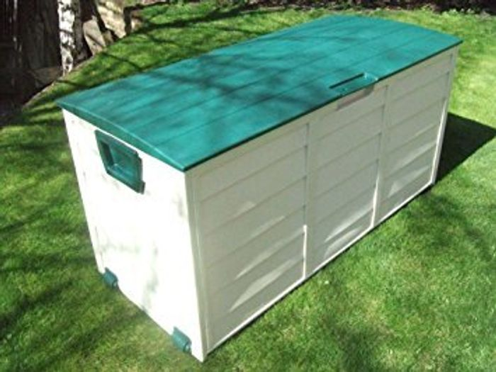 Weatherproof Easy Move XL Garden Storage Box