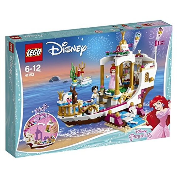LEGO Disney 41153 Ariel's Royal Celebration Boat