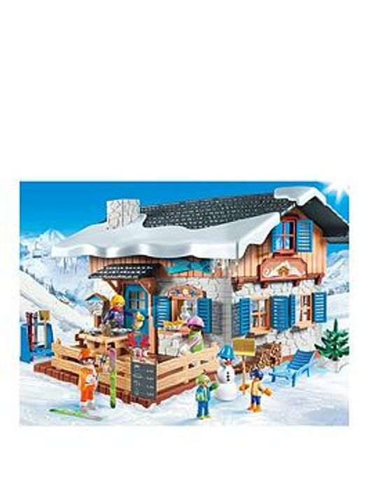 Playmobil Action 9280 Ski Lodge