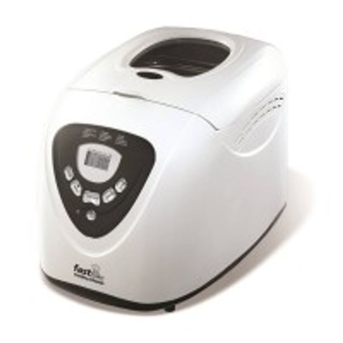 Morphy Richards Fastbake Breadmaker with 12 Programmes and Timer