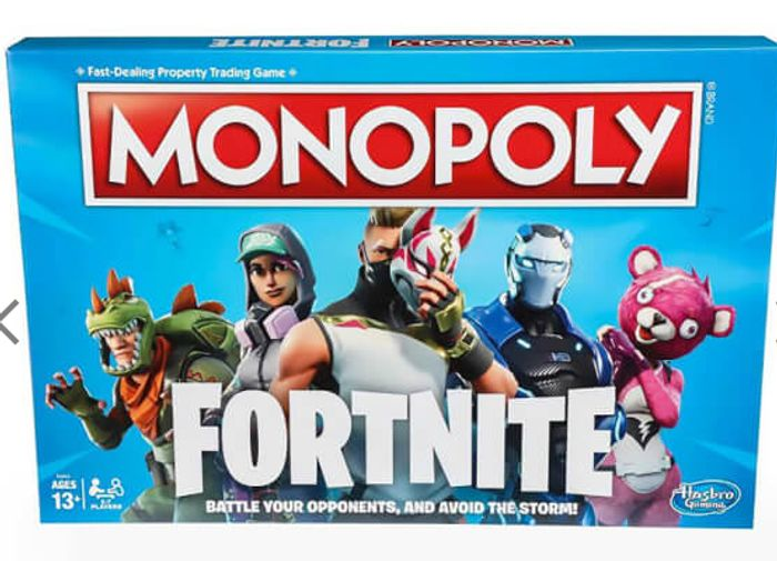Fortnite Monopoly! (Available for Pre-Order)