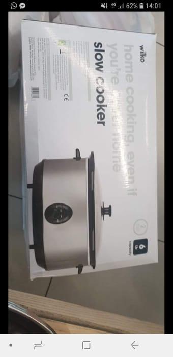 6L Slow Cooker