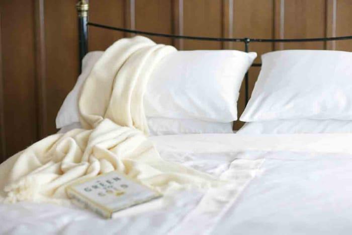 20% off Organic Bedding