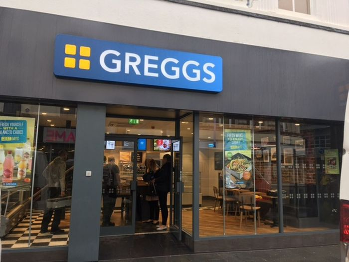 Download Free Greggs App for Rewards