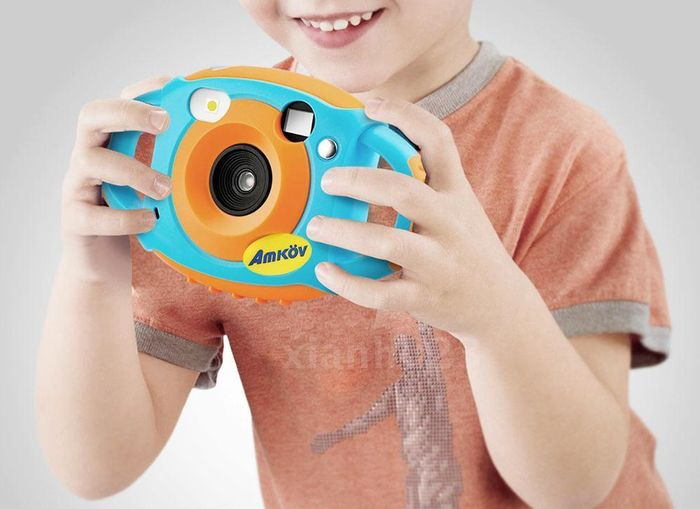 30% Cheaper Video Camera for Kids (Only £16.99)