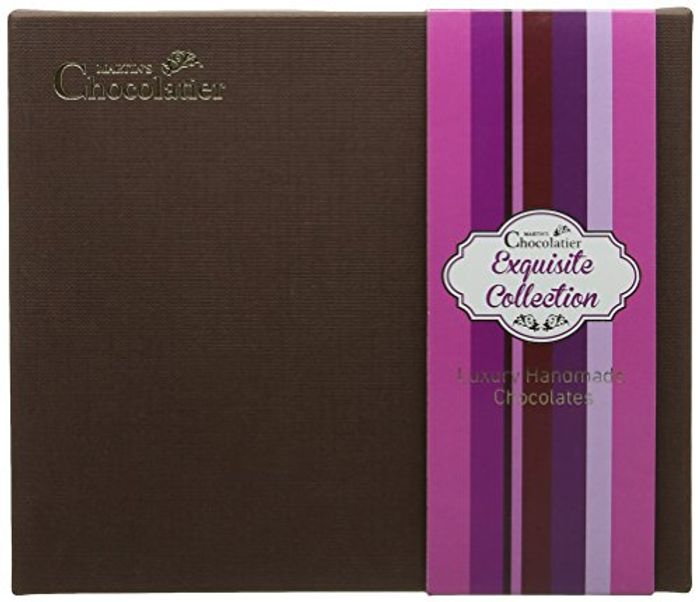 ADD ON.. Belguim Exquisite Selection 12 Chocolate Premium Gift Box
