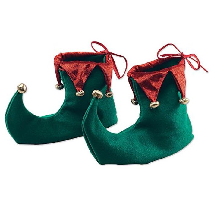 Adult Christmas Shoe, One Size