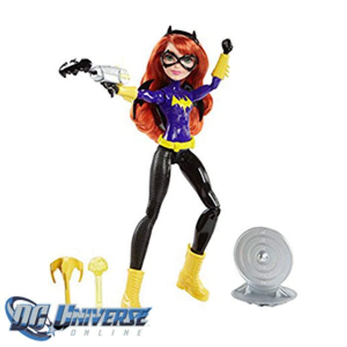 DC Super Hero Girls: Batgirl Figure