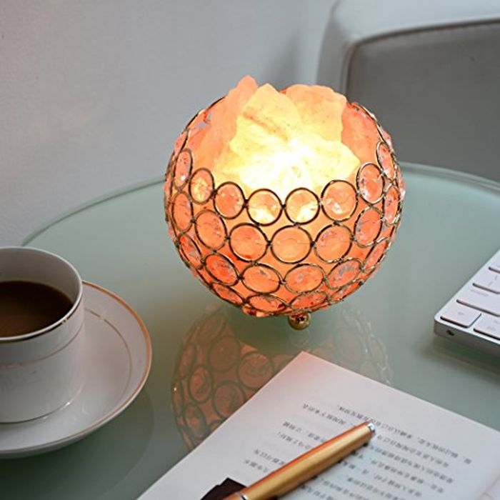 Himalayan Salt Lamp with Code