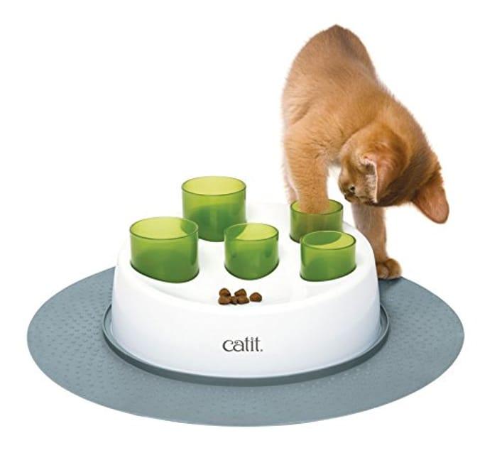 Catit Senses 2.0 Digger Cat Feeder