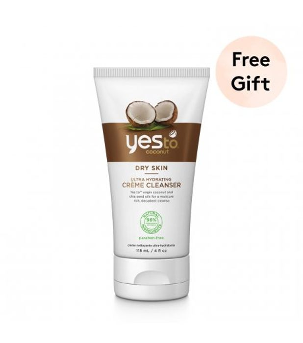 Birchbox - Free Yes to Coconut Ultra Hydrating Creme Cleanser When You Spend £25