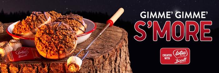 Buy 1 Get 1 Free Smores Krispy Kreme (12/09/18 Only)
