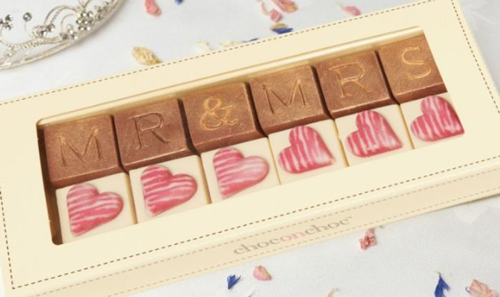 FREE Surprise Chocolate with Every Choc on Choc Order