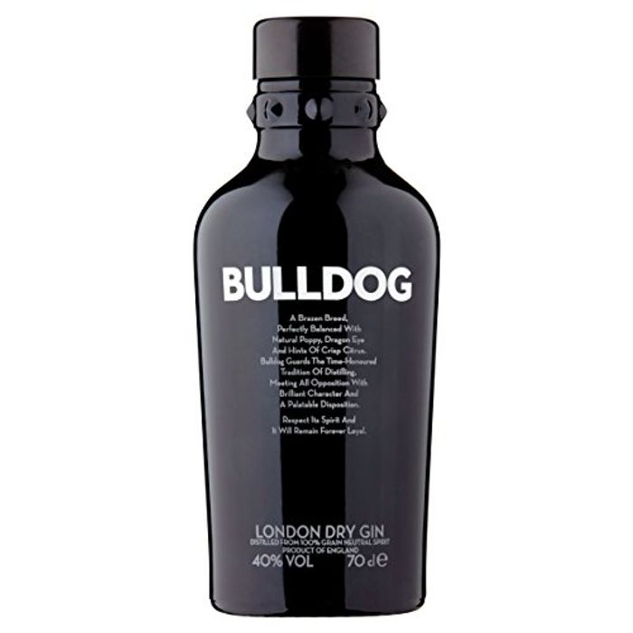 Bulldog London Dry Gin for Prime at Amazon