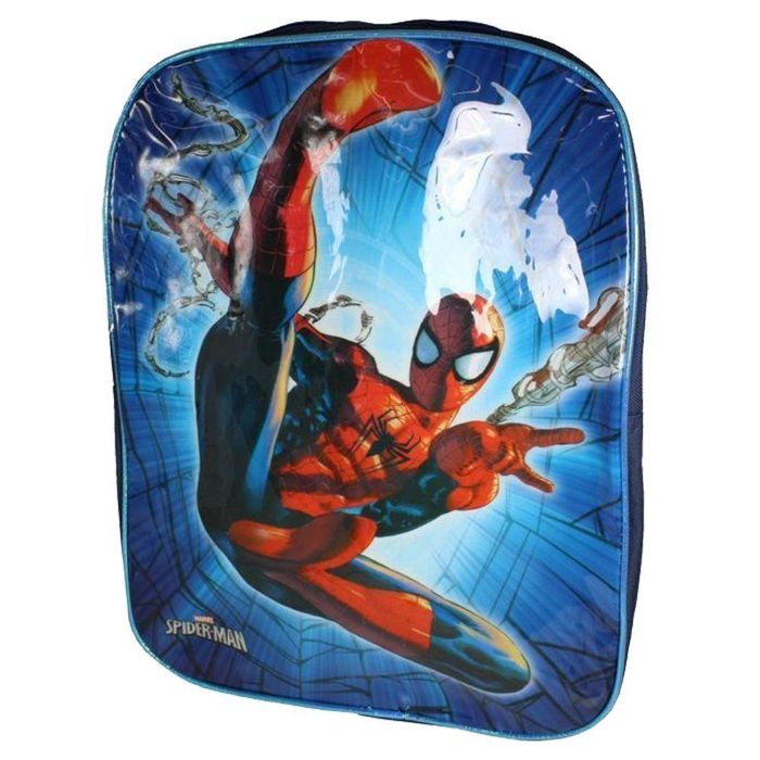 Spiderman Themed School Lunch Backpack