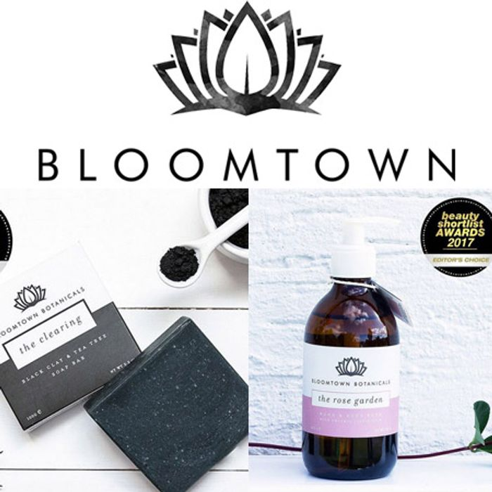 Save 20% at Bloomtown Botanicals