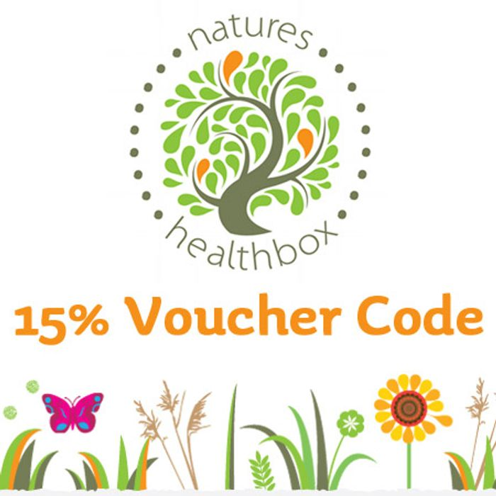 Nature's Healthbox 15% Voucher Code