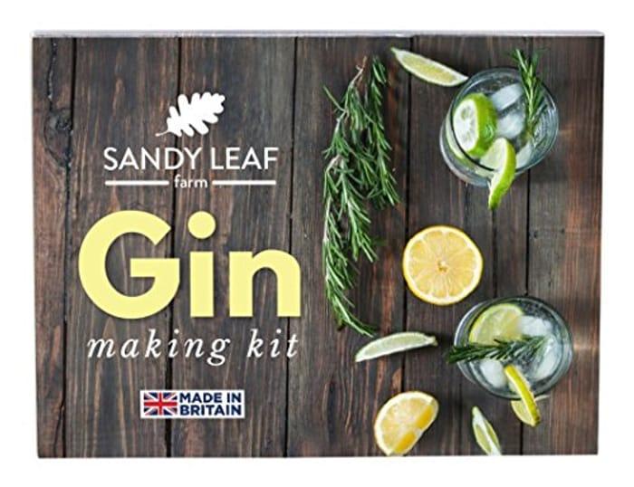 Sandy Leaf Farm Gin Making Kit