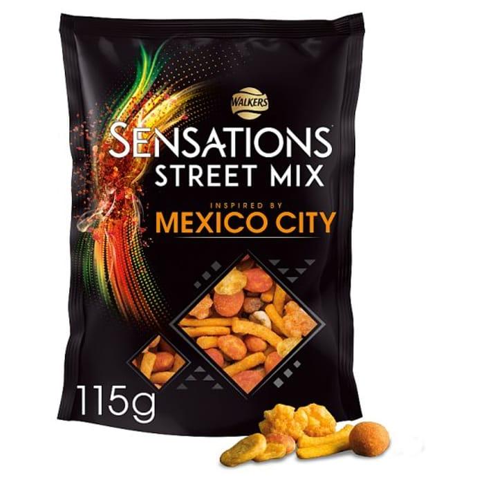 Half Price Walkers Sensations Mexico Street Mix