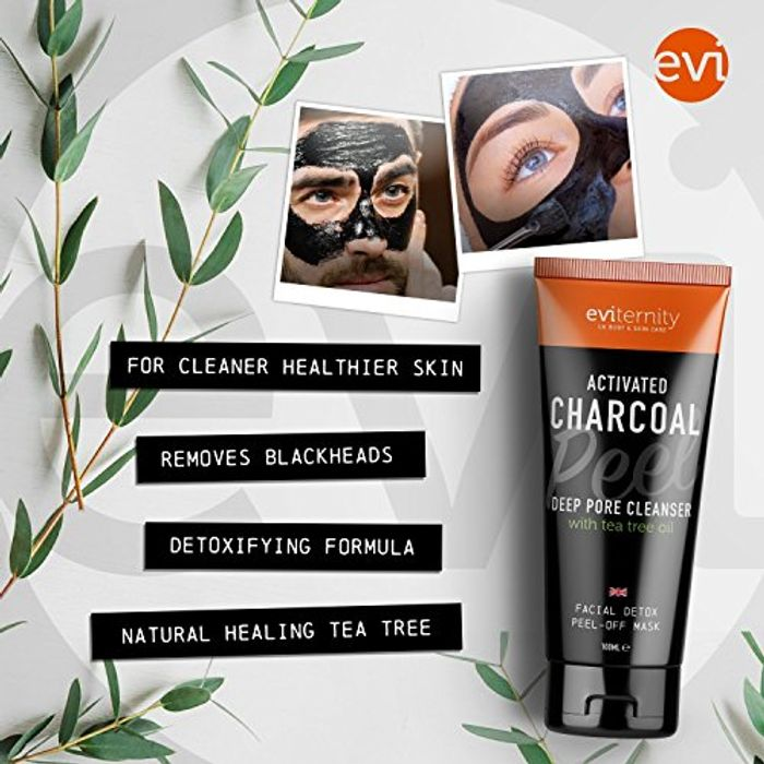 Try Eviternity Charcoal Deep Pore Cleanser for Only 0.99p!