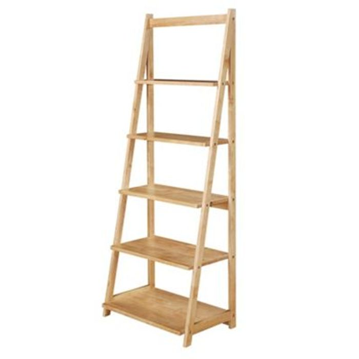 Debenhams Oak Shelving Unit