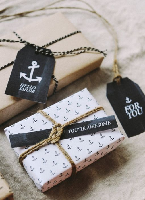 Wrap It up with 18 Free Printable Gift Wraps
